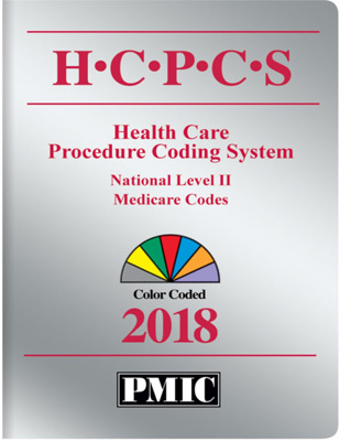 HCPCS 2018 Coder's Choice® Book Cover