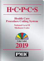HCPCS 2019 Coder's Choice® Book Cover