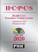HCPCS 2020 Coder's Choice® Book Cover